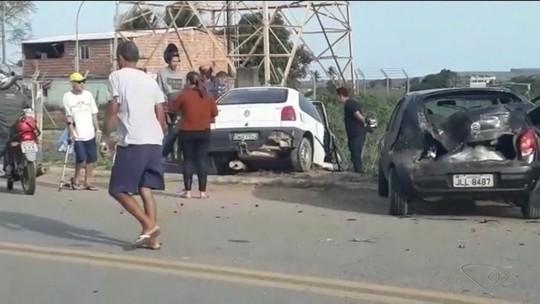 Motorista morre em acidente de trânsito na ES-490