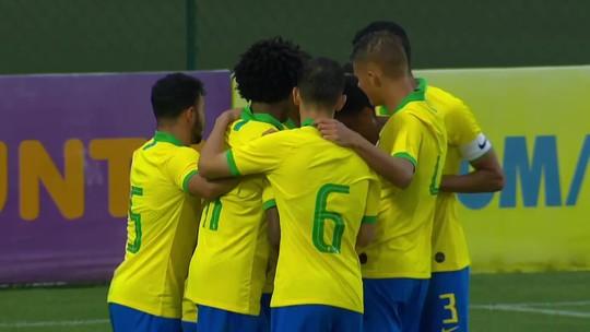 Lewandowski, Cavani... Kaio Jorge cita referências e promete lutar por artilharia do Mundial Sub-17