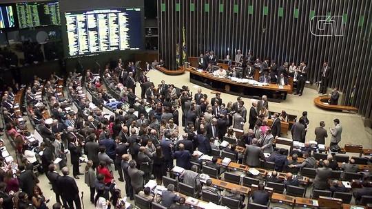 Câmara tenta regulamentar lobby na última semana antes do recesso