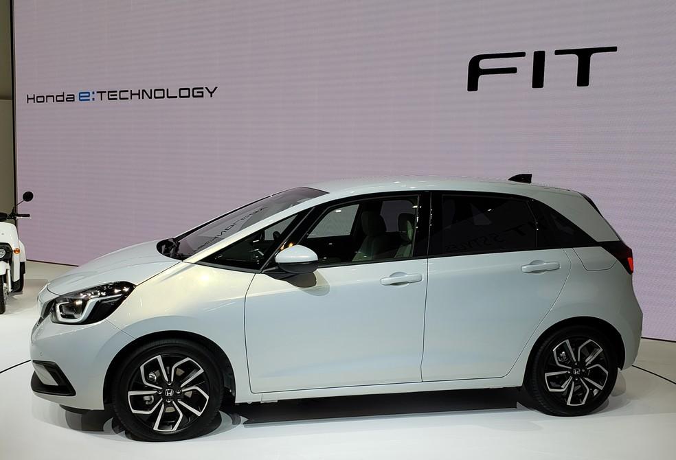 New Honda Fit - Photo: Rafael Miotto / G1