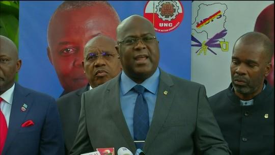 Opositor é eleito na 1ª transição pacífica desde 1960 na República Democrática do Congo