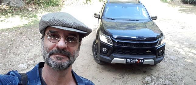 Henrique Koifman e a Chevrolet S10 High Country 2022