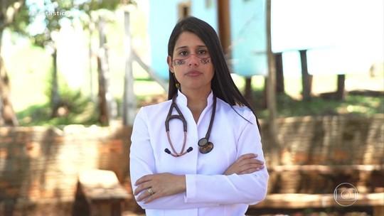 Indígena se tornou cirurgiã cardíaca porque queria consertar pessoas