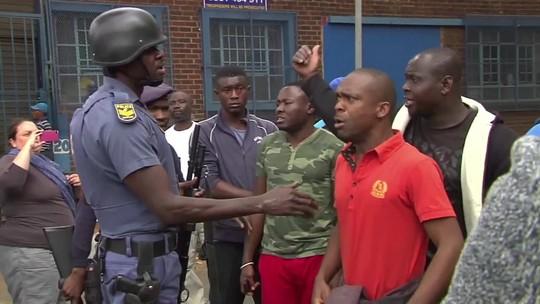 Ataques xenófobos levam centenas de nigerianos a deixar a África do Sul