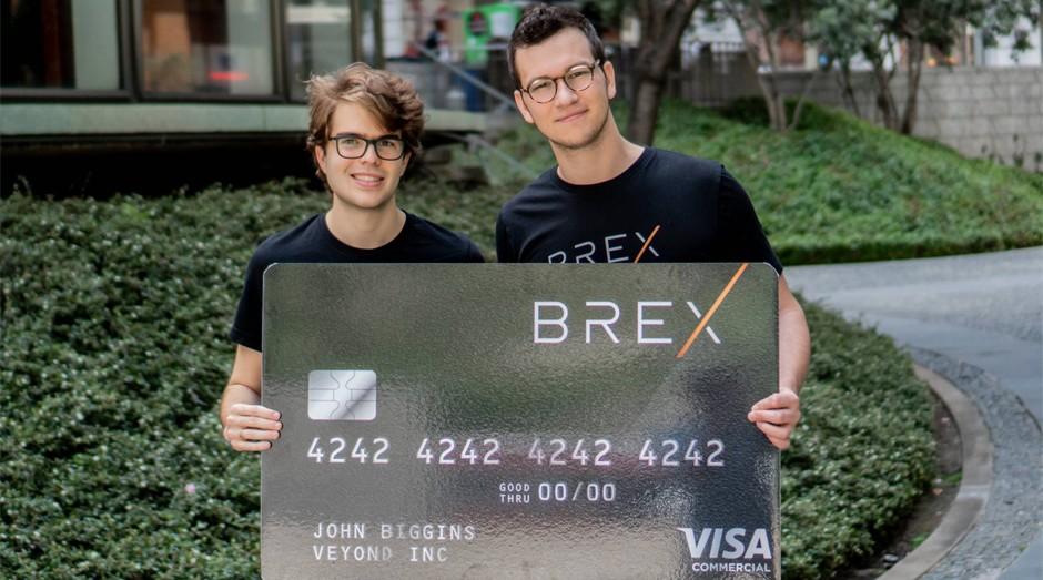 """Para fundadores da empresa, sucesso da Brex é resposta ao """"complexo de vira-latas"""" das startups brasileiras (Foto: Divulgação)"""