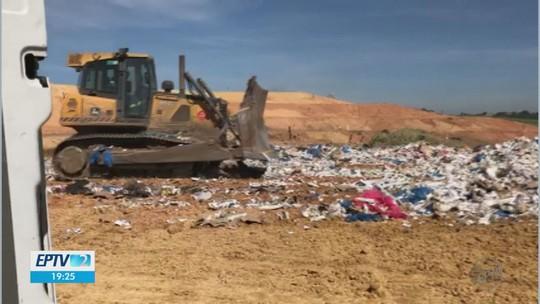 Receita destrói 50 toneladas de cigarros avaliados em em R$ 8 milhões em Poços de Caldas, MG
