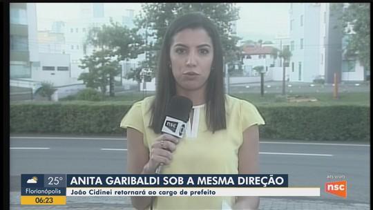TJSC determina que prefeito eleito de Anita Garibaldi retorne ao cargo