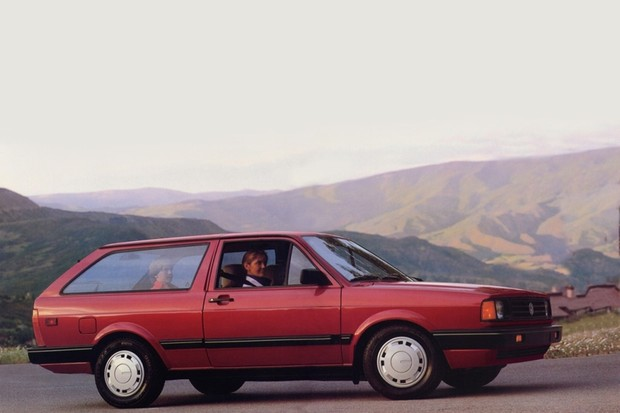 Volkswagen Voyage  (Foto: Acervo MIAU Museu da Imprensa Automotiva)