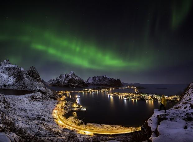 Vila Reine, na Noruega (Foto: Thinkstock)