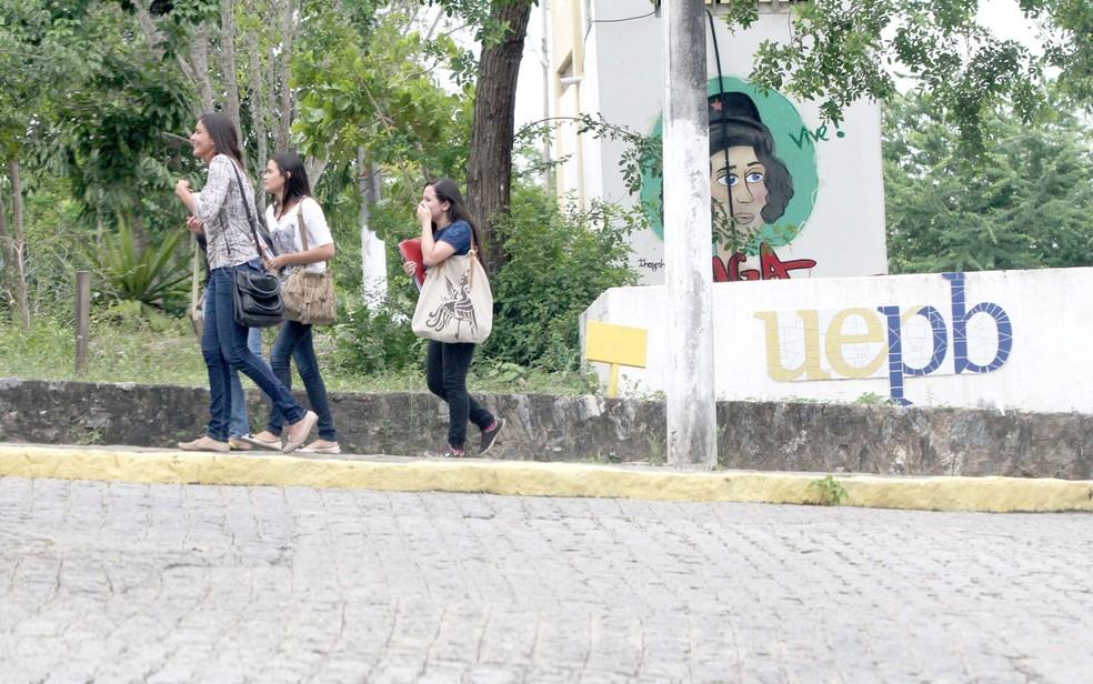 Campus da UEPB em Campina Grande (Foto: Leonardo Silva/Jornal da Paraíba/Arquivo)