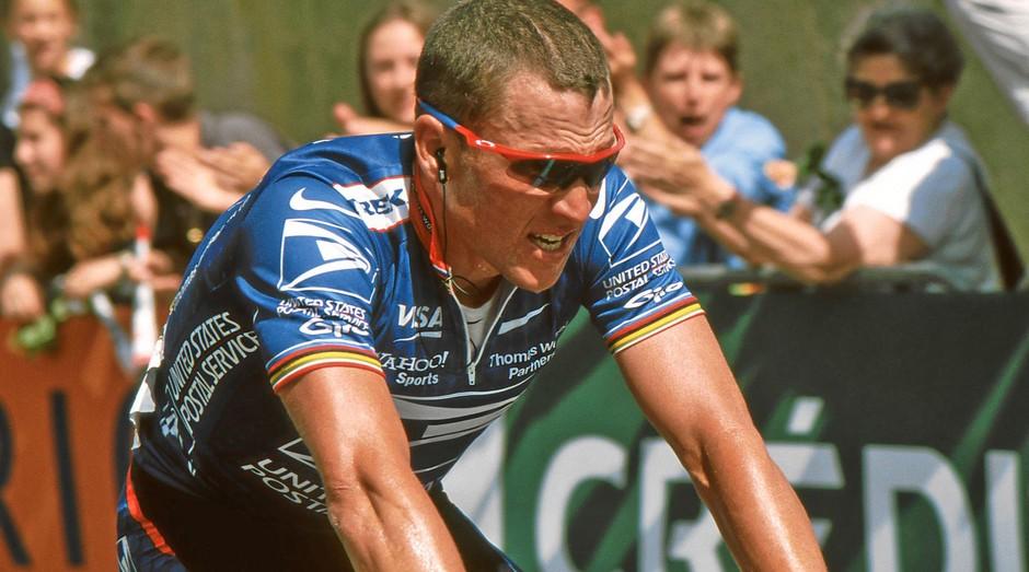 Lance Armstrong, ex-ciclista profissional e agora investidor de negócios (Foto: Reprodução)