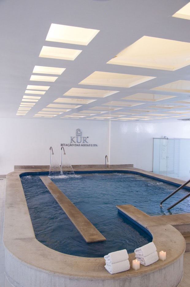 Por dentro do Kurotel, um dos melhores spas das Américas (Foto: Divulgação)