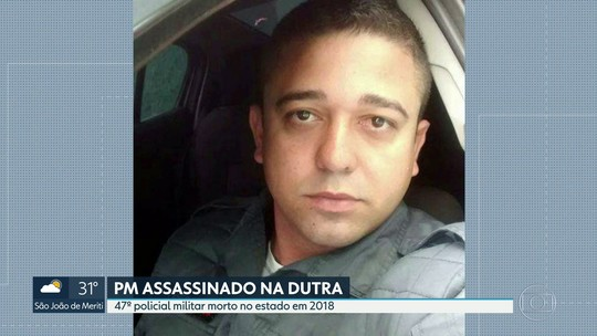 PM é assassinado a tiros na Via Dutra, em Nova Iguaçu
