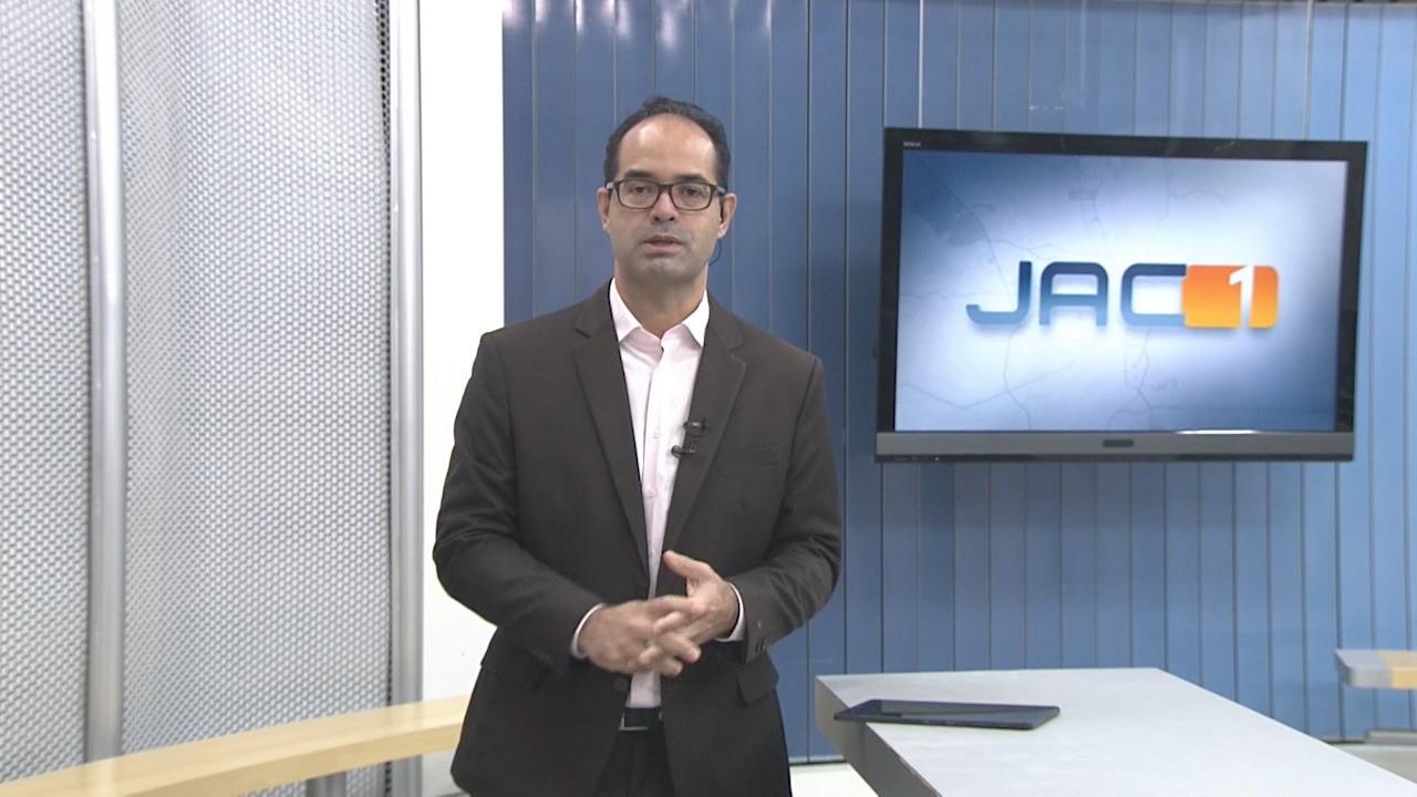 Veja a íntegra do JAC 1 desta terça-feira, 22 de setembro