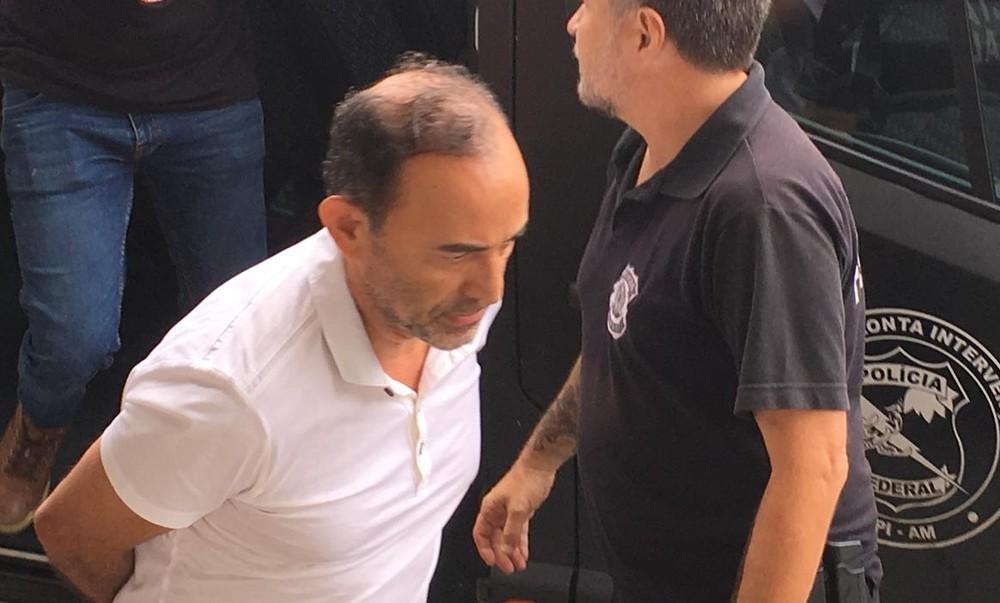 Ex-secretário de Fazenda do AM é alvo de nova ação do MPF por corrupção e lavagem de dinheiro - Notícias - Plantão Diário