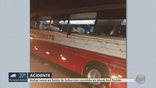 Vítima relembra pânico após acidente em Monte Azul Paulista: 'ouvia gritos no fundo do ônibus'