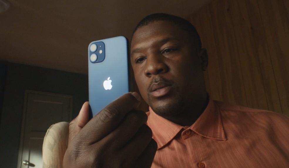 iPhone 12 Mini chega com processador A14 Bionic — Foto: Reprodução/Apple