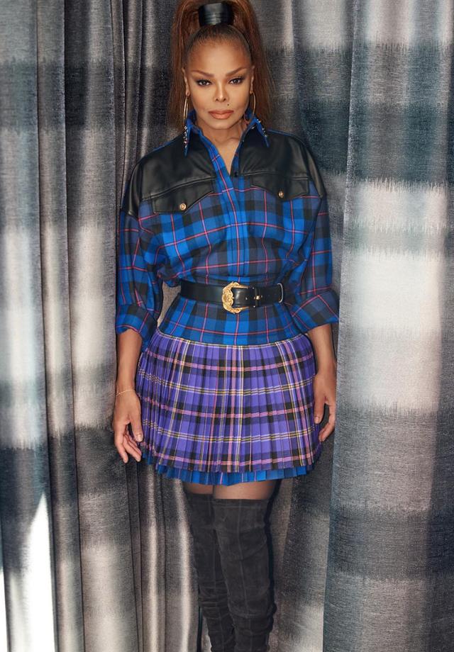 Janet Jackson (Foto: Instagram Janet Jackson/ Reprodução)