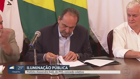 Prefeito Alexandre Kalil anuncia queda no valor da taxa de iluminação pública de BH