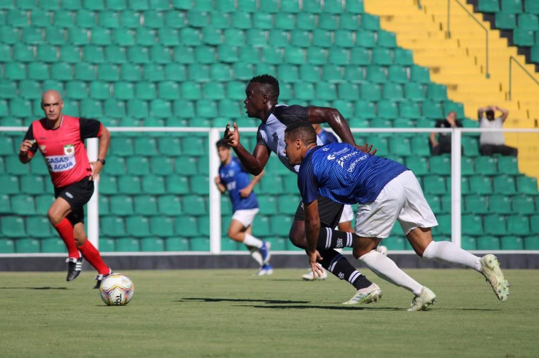 Figueirense venceu o Tubarão no jogo-treino