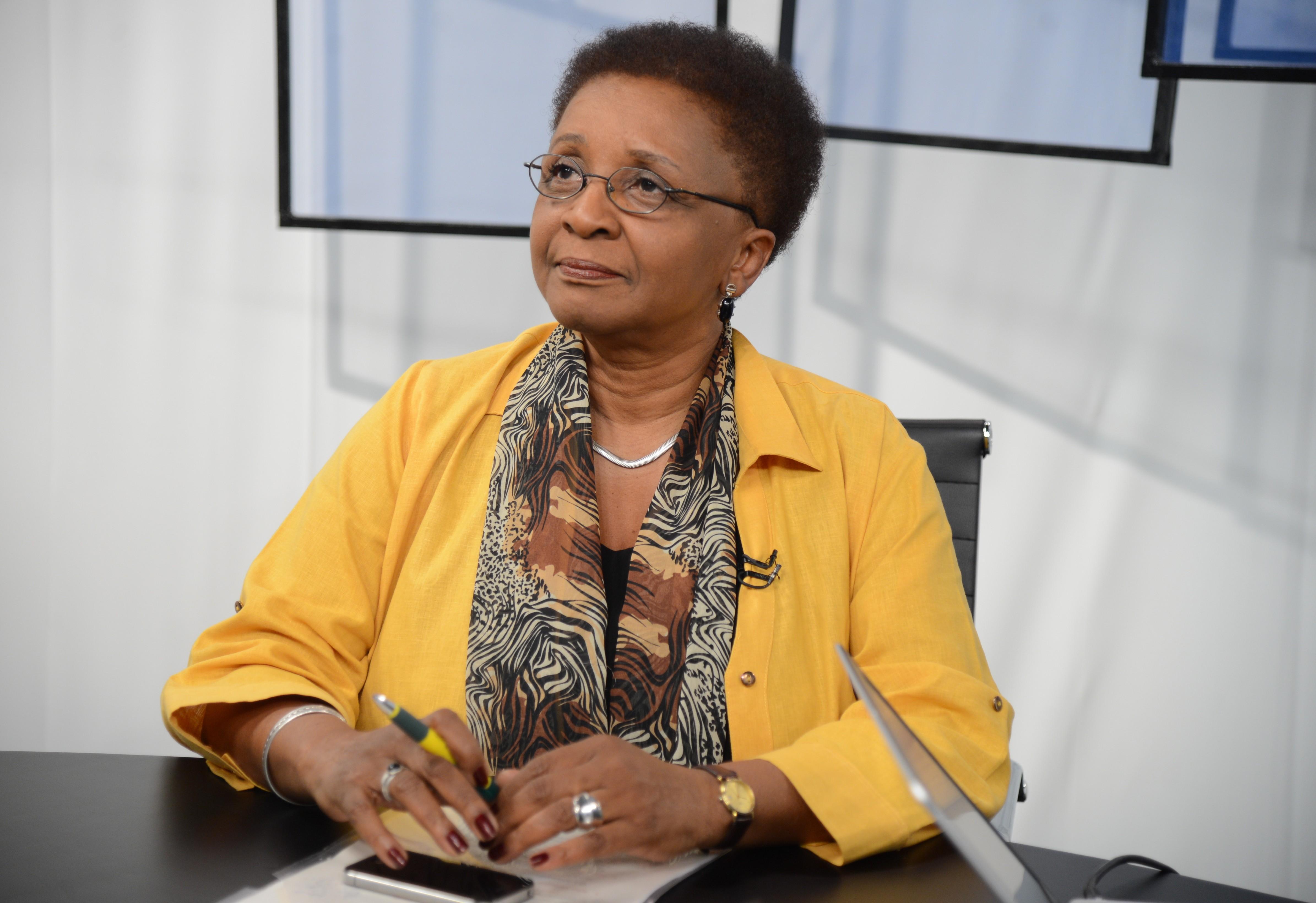 A ex-ministra Luiza Barros (Foto: Agência Brasil)