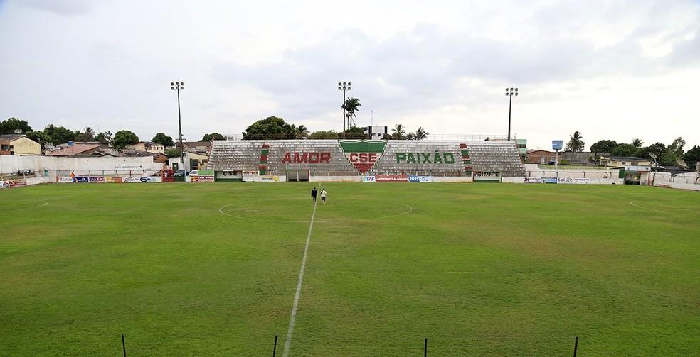 Estádio Juca Sampaio, em Palmeira dos Índios — Foto: Ailton Cruz/ Gazeta de Alagoas