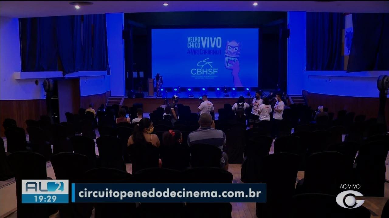 Cine São Francisco vai ser reaberto em Penedo