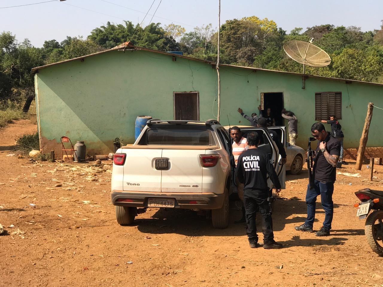 Inquérito que investiga presos durante a operação 'Free Boi' em Rio Paranaíba é concluído pela Polícia Civil - Notícias - Plantão Diário