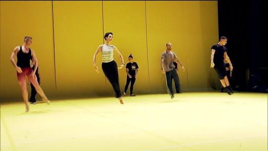 Elisabete Pacheco: Gilberto Gil inspira novo espetáculo do Grupo Corpo