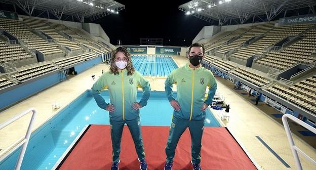 Olimpíadas 2021: Empresa faz máscaras de atletas brasileiros com impressão 3D