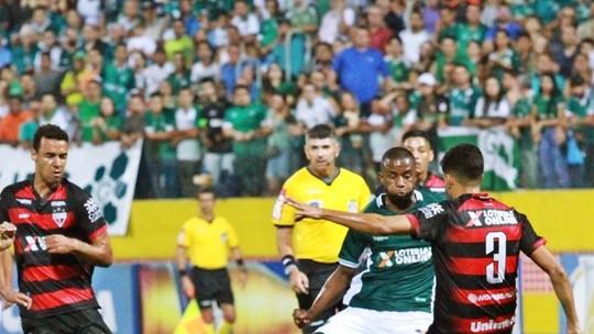 Foto: (Rosiron Rodrigues / Goiás E.C.)