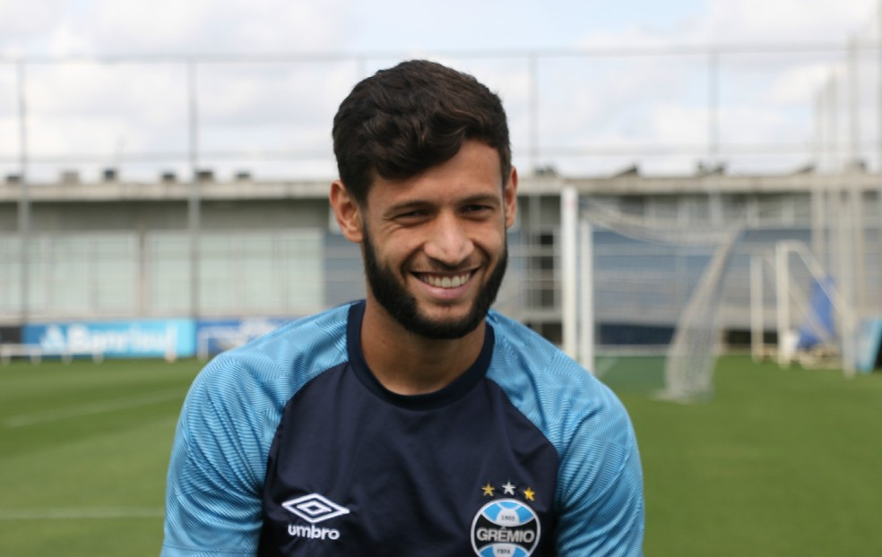 Juninho Capixaba tem dois gols em dois jogos — Foto: Eduardo Moura