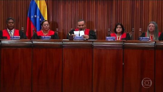 Parlamento venezuelano diz não reconhecer assembleia chavista