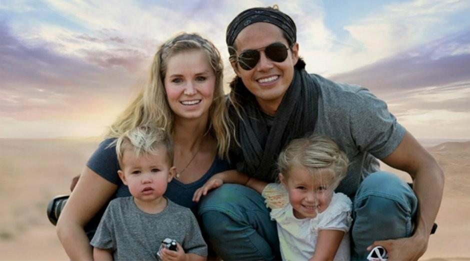 A The Bucket List Family foi criada por Garrett Gee, empreendedor que vendeu sua startup para o Snapchat (Foto: Divulgação)