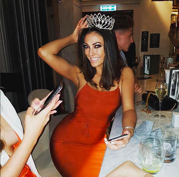 A ex-Miss Grã Bretanha, Sophie Gradon (Foto: Instagram)