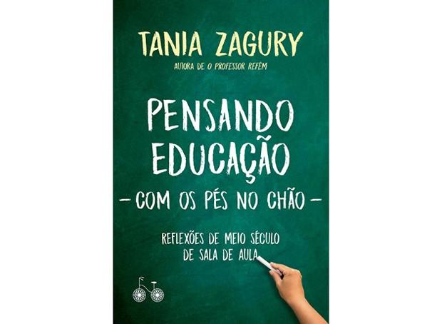 Pensando educação com os pés no chão – Reflexões de meio século de sala de aula, Editora Bicicleta Amarela, R$ 24,90 (Foto: Divulgação)