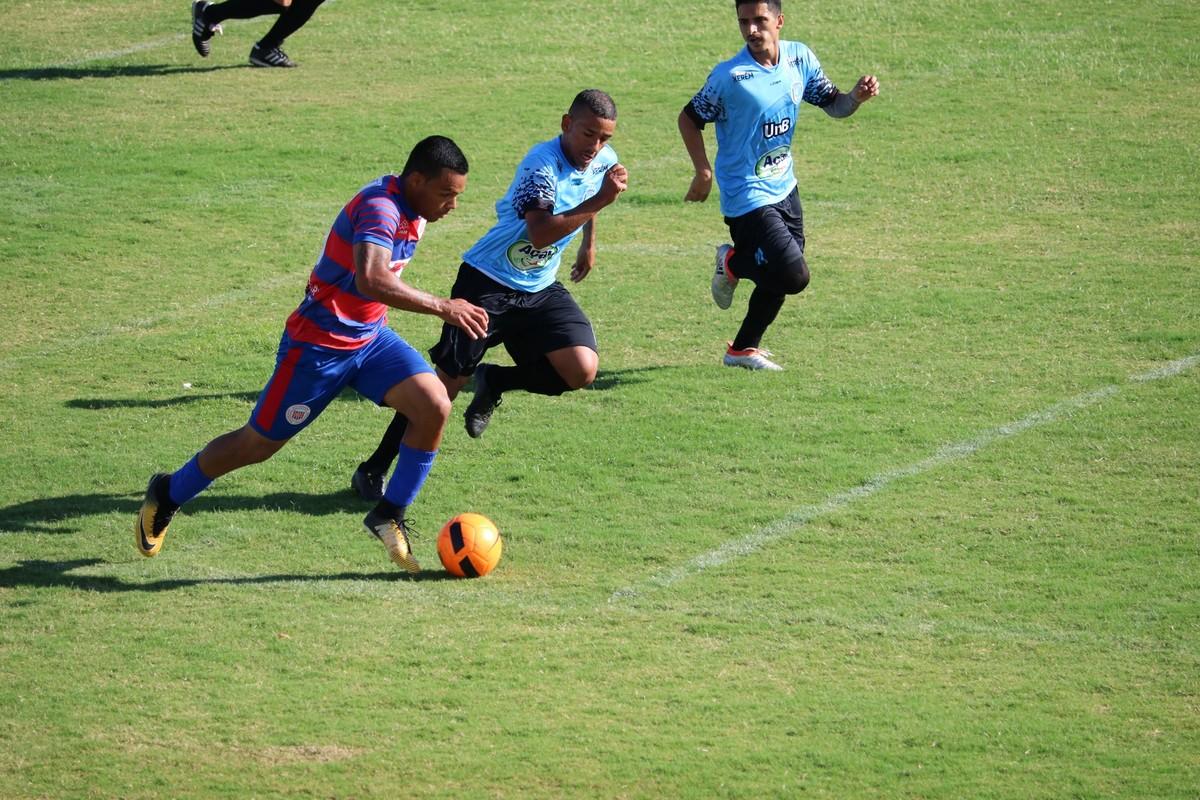 90c0676cbe Segundona do Candangão  cinco jogos movimenta a terceira rodada ...