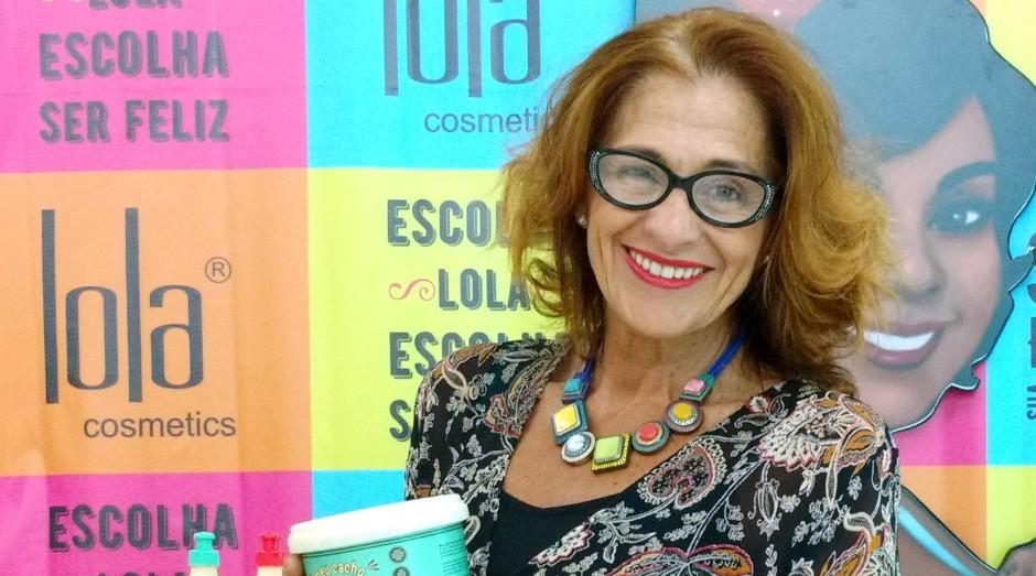 Dione Vasconcellos, fundadora da Lola Cosmetics (Foto: Divulgação)