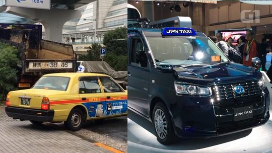 Toyota lança táxi para substituir modelos 'antigões' no Japão