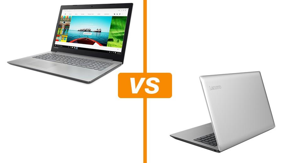 Lenovo Ideapad 320 vs 330: veja o que muda na ficha técnica do