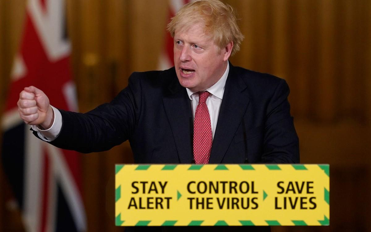 Reino Unido prevê vida normal até o Natal, mas se prepara para 2ª onda de Covid-19 – G1