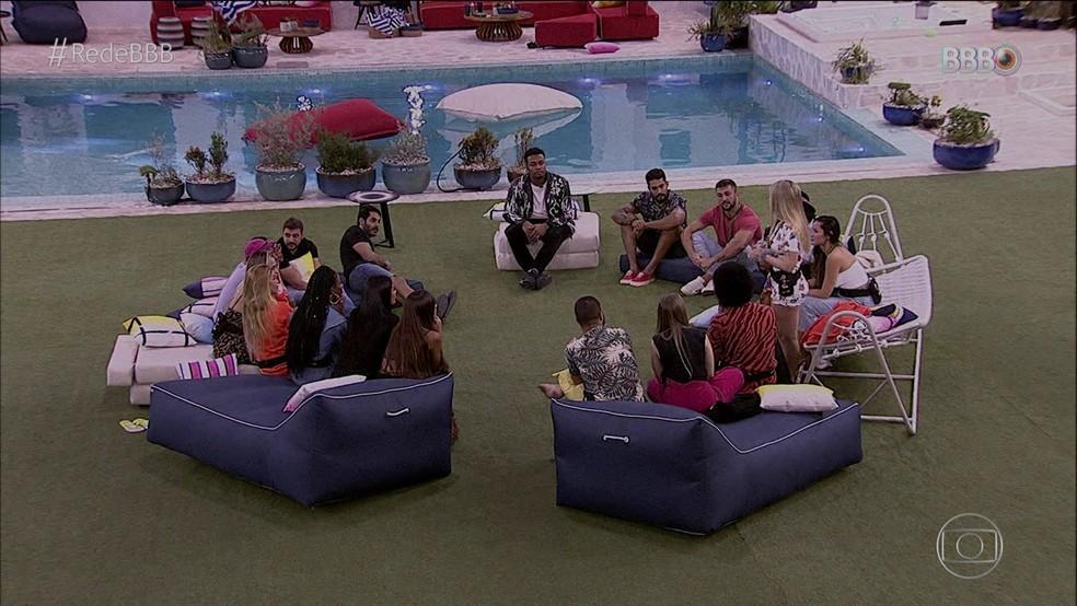 Participantes do BBB21 — Foto: Globo