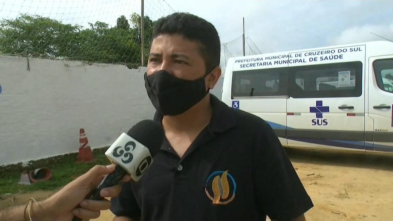 Cruzeiro do Sul prepara vacinação contra pólio