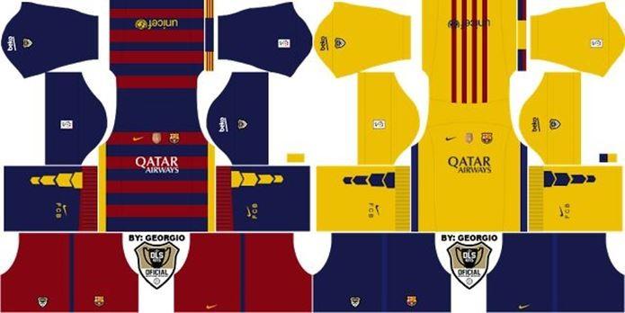Skins Dream League Soccer - soccerfootball info