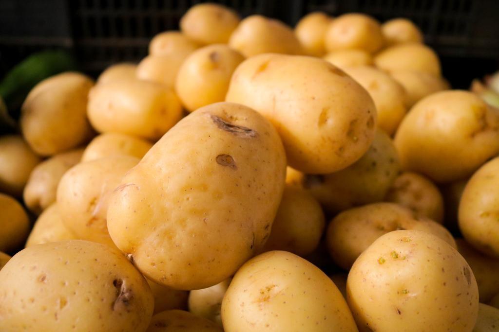 Preço da batata sobe 21,30% e ajuda a impulsionar inflação nos supermercados de Presidente Prudente - Notícias - Plantão Diário