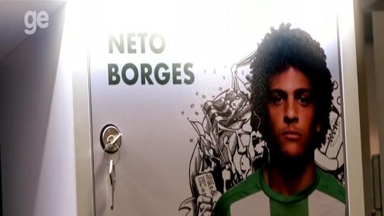 Do Tubarão de Santa Catarina a destaque do futebol sueco: conheça o lateral Neto Borges