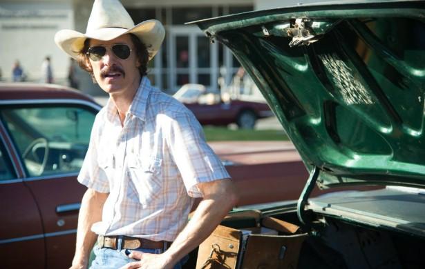 O ator Matthew McConaughey em cena de Clube de Compras Dallas (2013) (Foto: Divulgação)