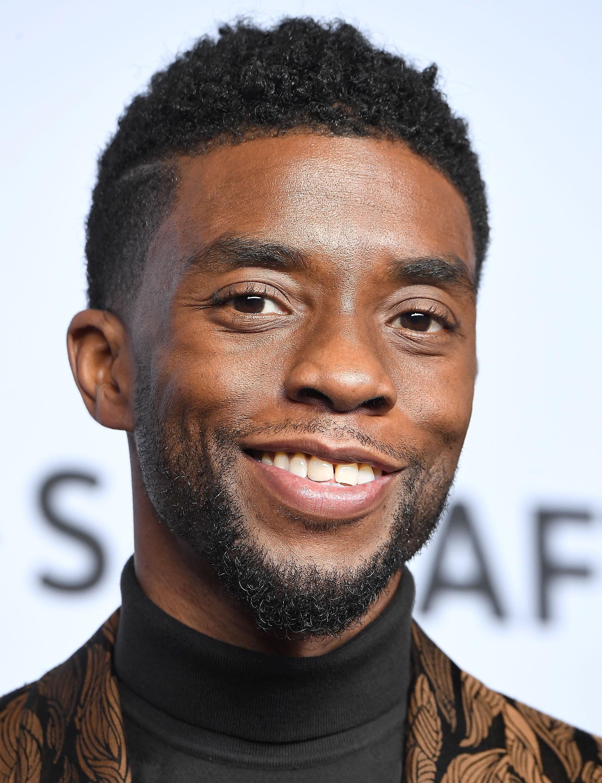 Chadwick Boseman (Foto: Getty Images)