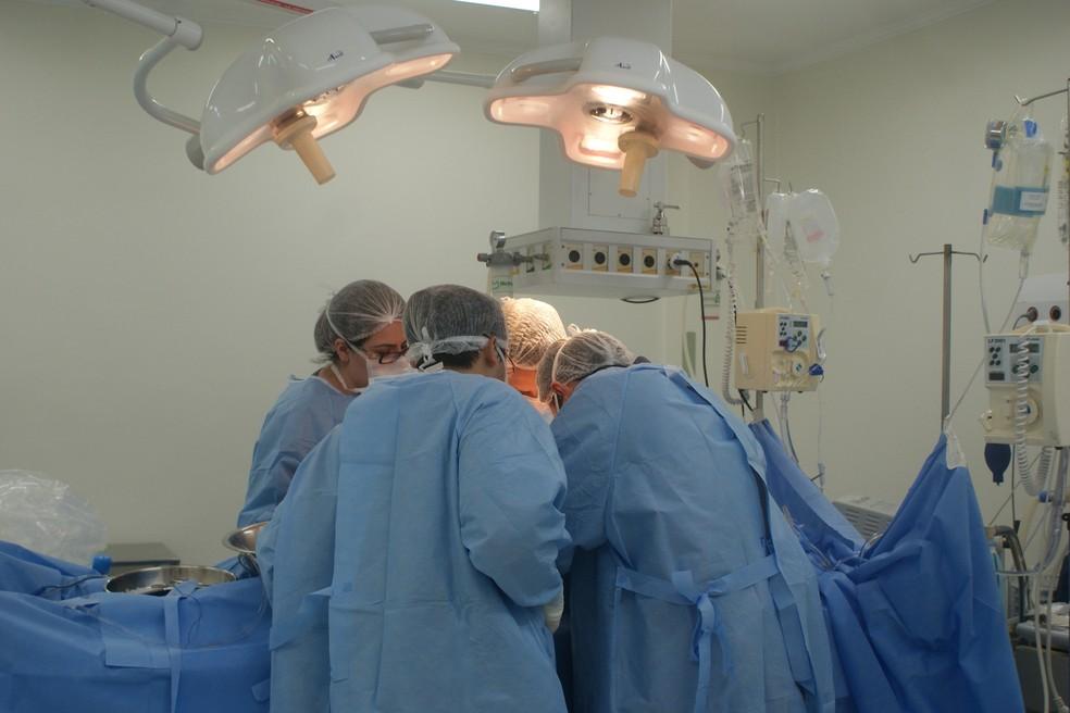 Doação de órgões — Foto: Divulgação/Hospital Irmã Dulce