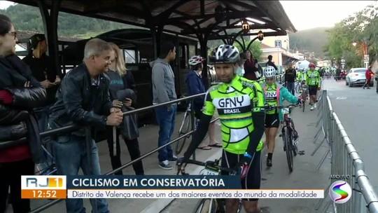 Conservatória recebe um dos maiores eventos de ciclismo do mundo